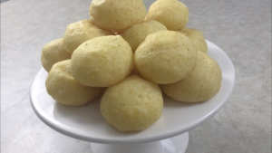 Gluten Free Recipe – Brazillian Cheese Bread – Pao De Queijo