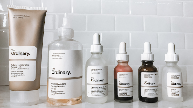 The Ordinary Skincare Products I Bought Again