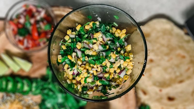 How To Make Fresh Corn Salsa – Recipe