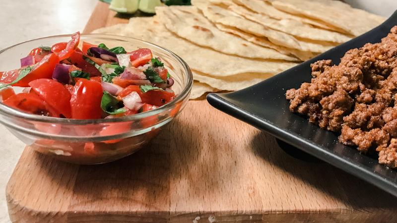 How To Make Pico De Gallo – Easy Recipe