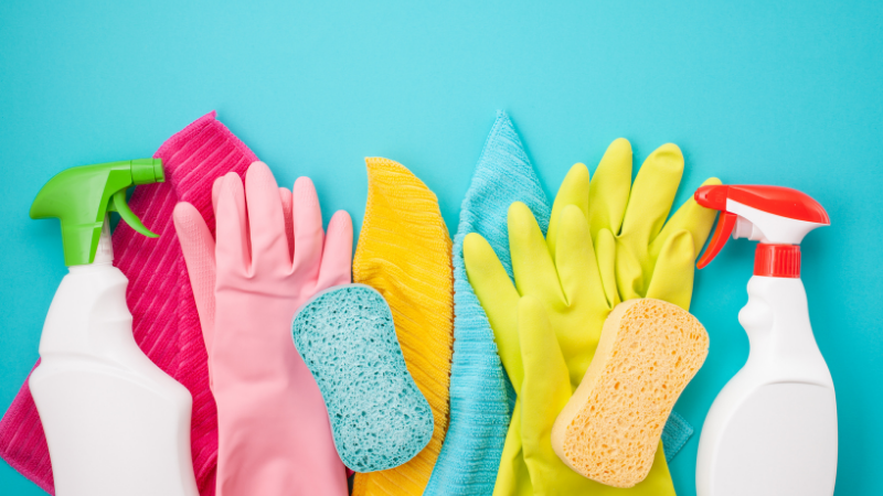Tips For Successful Spring Cleaning