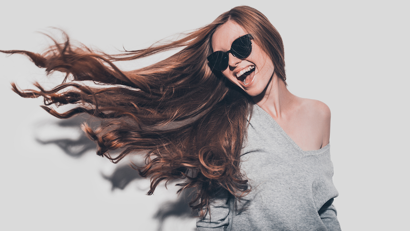 8 Habits For Great Hair