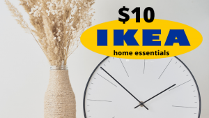 ikea essentials under $10